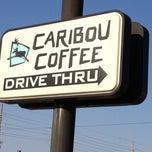 Photo taken at Caribou Coffee by Glenn L. on 8/17/2012