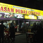 Photo taken at Asam Pedas Claypot by Polly T. on 3/16/2012
