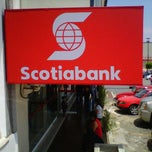 Photo taken at Scotiabank by Javier B. on 4/10/2012