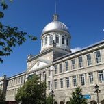 Photo taken at Marché Bonsecours by David D. on 7/1/2012