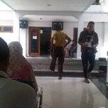 Photo taken at Pertamina Kantor Cabang Bandung by Muhammad A. on 2/22/2012