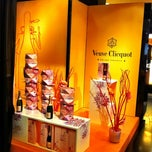 Photo taken at Veuve Clicquot by Sharon on 4/13/2012