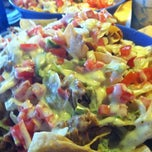 Photo taken at Burrito Boarder by Connie S. on 6/13/2012