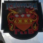 Photo taken at Ice House Pub by Bruce H. on 8/9/2012