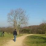 Photo taken at Parc départemental de Lacroix-Laval by Marine S. on 3/15/2012