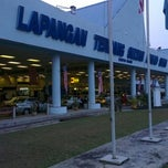 Photo taken at Sultan Ahmad Shah Airport (KUA) by Razak M. on 8/14/2012