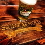 Photo taken at Saint Arnold Brewing Company by Joe C. on 6/30/2012