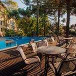 Photo taken at Serrano Resort Convenções & Spa by Thomas H. on 5/20/2014