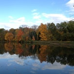 Photo taken at Cincinnati Nature Center (Rowe Woods) by Sarah on 10/15/2012