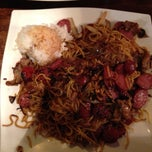 Photo taken at Hot Iron Mongolian Grill by Brett C. on 4/15/2013