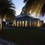 Photo taken at Masjid H Bajumi Wahab by Gardanella A. on 8/1/2014