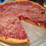Photo taken at Kylie's Chicago Pizza by Rob W. on 9/23/2012