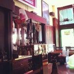 Photo taken at Gojjo Ethiopian Bar & Restaurant by Lauren I. on 7/4/2013