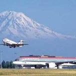 Photo taken at Seattle-Tacoma International Airport (SEA) by Cynarah A. on 6/26/2013