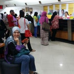 Photo taken at Maybank Berhad by Hafiz A. on 1/2/2015