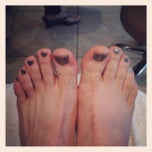 Photo taken at Top Ten Nails by Zachary ∞. on 9/12/2013