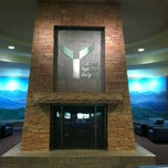 Photo taken at Colorado Springs Airport (COS) by Jared S. on 2/25/2013