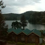 Photo taken at Bunyonyi Overland Resort by Barbara K. on 3/21/2015