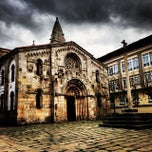 Photo taken at Colegiata De Sta. María Del Campo by Leo M. on 1/5/2014