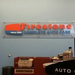 Photo taken at Firestone by Bret W. on 2/18/2013