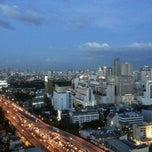 Photo taken at Novotel Bangkok Ploenchit Sukhumvit by Narathip H. on 12/23/2012