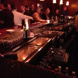 Photo taken at Fleming's Prime Steakhouse & Wine Bar by Omar A. on 12/12/2012