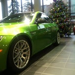 Photo taken at BMW Portland by Jeri B. on 12/3/2012