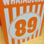Photo taken at Whataburger by Carlos Z. on 7/30/2014