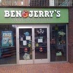 Photo taken at Ben & Jerry's Partnershop by Amanda Lee H. on 4/3/2012