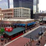 Photo taken at Atlantic Station by Fred N. on 3/5/2013
