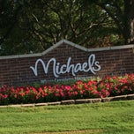 Photo taken at Michaels Corporate Headquarters by Patrizio K. on 8/28/2014