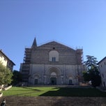 Photo taken at Chiesa di San Fortunato by Orsola R. on 9/27/2014
