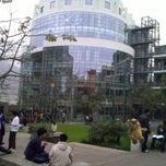 Photo taken at Centro de Información - UPC by Raffo T. on 11/3/2012