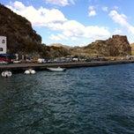 Photo taken at Porto di Levante by Armando Erminia R. on 9/27/2014