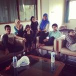 Photo taken at Villa Kayu by irjan a. on 12/15/2012