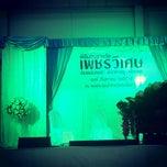 Photo taken at ที่ว่าการอำเภอวิเศษชัยชาญ by Rudee ร. on 9/17/2014
