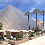 Photo taken at Luxor Hotel & Casino by LuxorLV on 10/22/2013