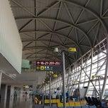 Photo taken at 関西国際空港 (Kansai International Airport - KIX/RJBB) by Masahiro H. on 4/4/2013