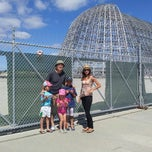 Photo taken at Hangar One (Building 1) by Bob H. on 6/23/2012
