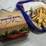 Photo taken at Burger King by Maarten S. on 3/13/2014