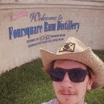 Photo taken at Foursquare Rum Factory and Heritage Park by Nikita K. on 9/7/2014