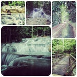 Photo taken at Air Terjun Moramo - Kawasan Suaka Alam Tanjung Peropa by HeLmi Green Taiya-iya (GReen BeRry ShoRtcake) on 1/21/2014