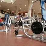 Photo taken at Ambler Student Recreation Fitness Center by Fabiano D. on 2/14/2013