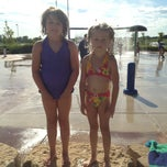 Photo taken at Splash Pad by Brandi D. on 7/28/2013