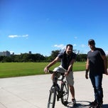 Photo taken at Bicicletário by Luke L. on 2/6/2013