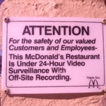 Photo taken at McDonald's by Danny N. on 9/6/2014
