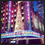 Photo taken at Radio City Music Hall by Fabian L. on 11/20/2013