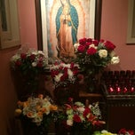 Photo taken at St. Mary Cathedral by Andrew C. on 12/13/2014