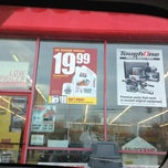 Photo taken at Advance Auto Parts by Alsina on 4/8/2013