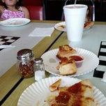 Photo taken at Tonys new york pizza by David L. on 6/14/2014